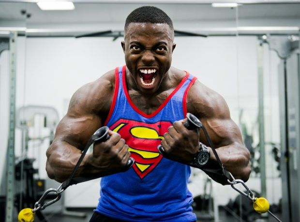HGH is a Bodybuilders Choice