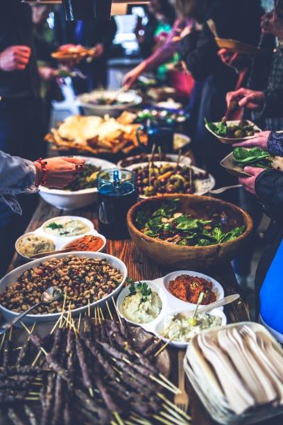 food-salad-dinner-eating